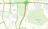 Из-за смертельного ДТП на КАД образовалась пробка на 4 км