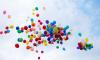 В Петербурге запретили запускать в небо воздушные шарики