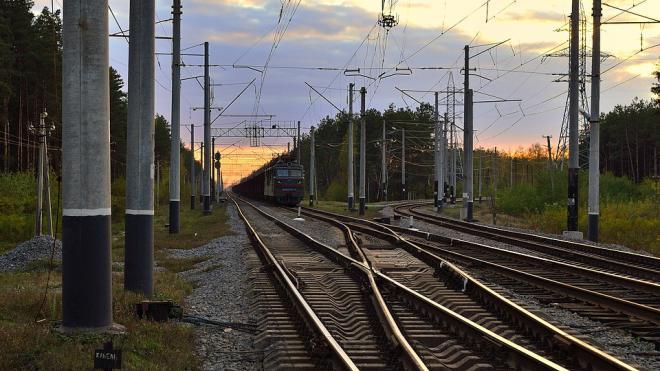 """16-летний юноша попал под поезд на перегоне """"Лахта – Новая Деревня"""""""