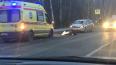 Пешехода насмерть сбили на Волхонском шоссе