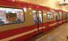 Пассажиропоток в петербургском метро за неделю уменьшился на 14%