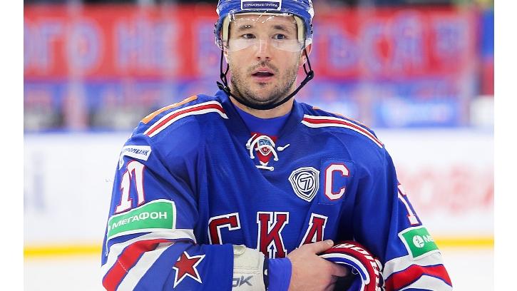 Ковальчук вернулся в состав СКА