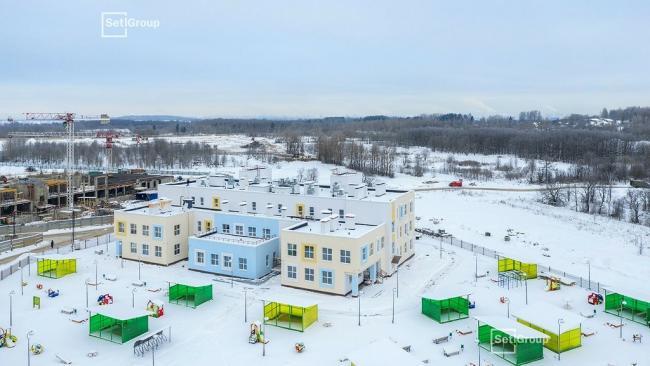 Девелопер Setl Group ввел детсад в Московском районе