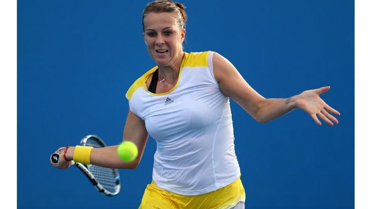 Павлюченкова попадает в четвертьфинал Уиблдона
