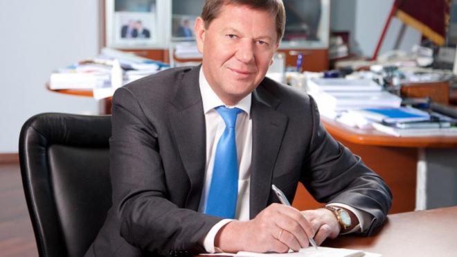 Беглов поздравил ректора ИТМО с юбилеем