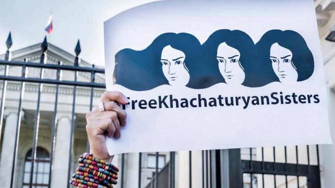 Активисты: марш в поддержку сестер Хачатурян не состоится