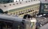 В Америке столкнулись грузовой и пассажирский поезда: есть пострадавшие