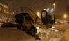 Петербургские дорожные службы готовятся к снежной буре