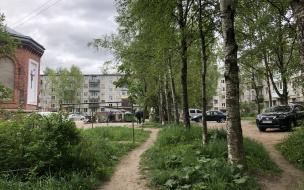 На ремонт крупного двора в Гатчине потратят почти 6 миллионов рублей