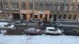На Нарвском проспекте водиетль с пассажирами убегали ...