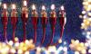 В синагоге Петербурга зажгли первую свечу в честь начала Хануки