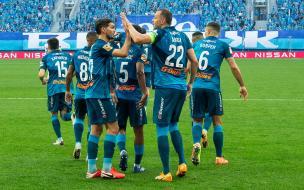 """Зенит"" – ""Уфа"": на ""Газпром арене"" забили сразу 6 голов"