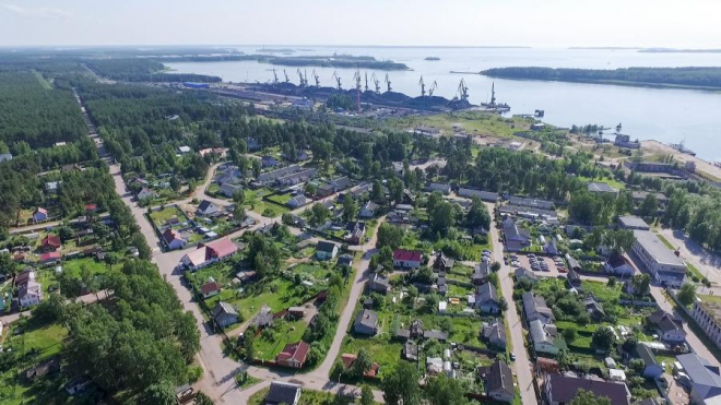 Въезд в Высоцк будет ограничен в течение года