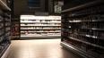 На Дыбенко вооруженный мужчина похитил пиво из магазина