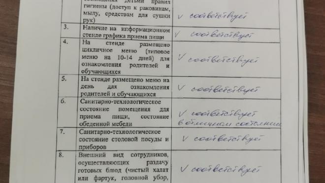 """""""Ленинградский ревизорро"""" посетил школьные столовые Волхова"""