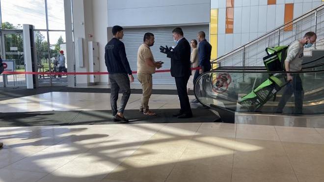 Роспотребнадзор не выявил нарушений у ТЦ и ТРК Петербурга
