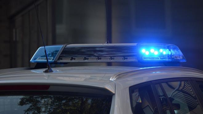 Полицейские со стрельбой ловили пьяного водителя в Петербурге