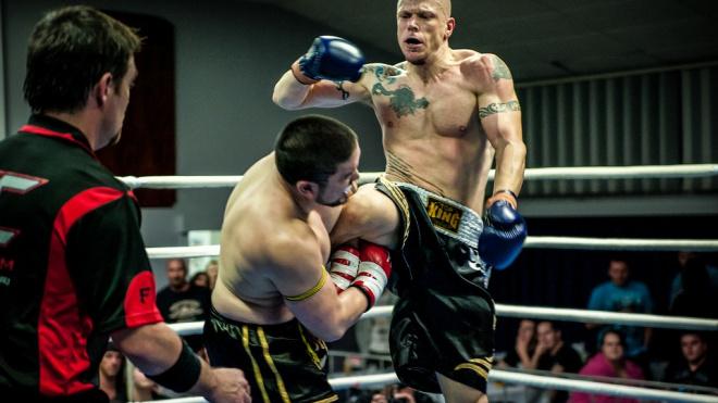 Выборгский фаворитовец Михаил Попов взял серебро в турнире по боксу