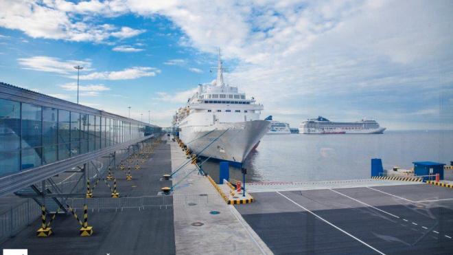 """Порт """"Морской фасад"""" реконструируют за 50 млн рублей"""