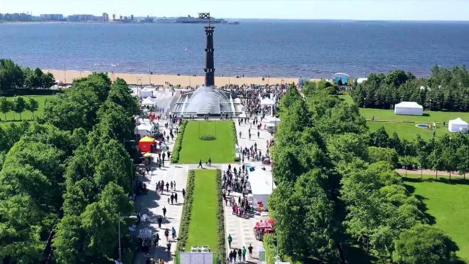 Губернатор рассказал о благоустройстве парка 300-летия