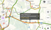 Водитель решил устроить свою личную жизнь в пробке на Мурманском шоссе