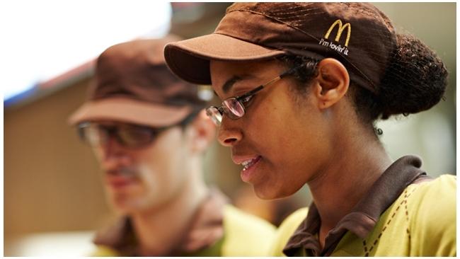 McDonalds выплатит бывшей сотруднице 250 тыс. евро