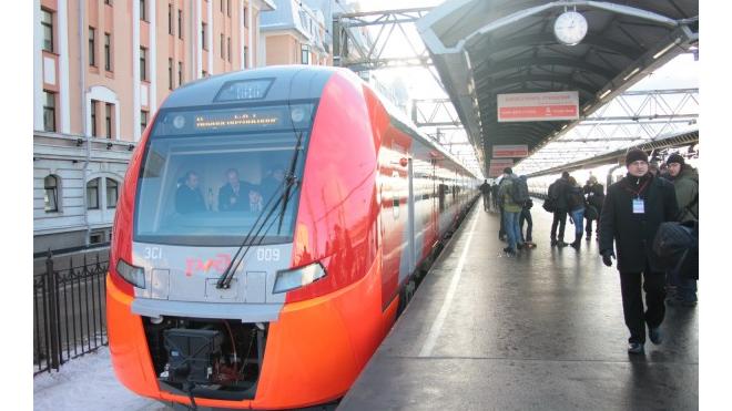 """Экскурсия на """"Ласточке"""": в выходные из Петербурга в Выборг отправится экскурсионный поезд"""