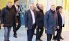 Александр Беглов проверил строительство новой школы в Приморском районе