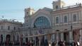 В Петербурге эвакуируют Балтийский вокзал: люди мерзнут ...