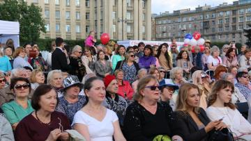 Московскому району исполнилось 99 лет