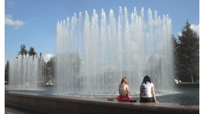 Стометровый фонтан в Санкт-Петербурге откроют после ремонта