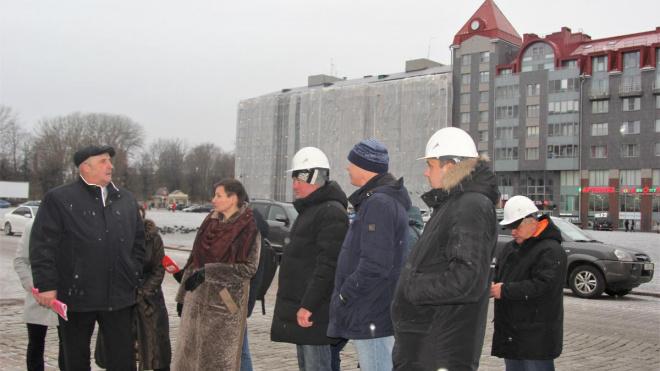 Областной комитет по ЖКХ оценил объекты капремонта в Выборге