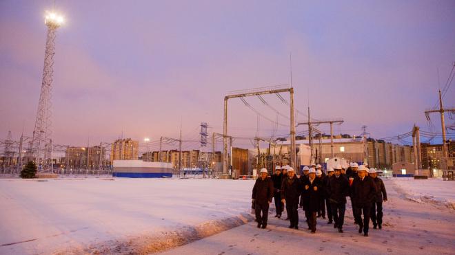 В Петербурге реконструировали подстанции, питающей три района города и порт