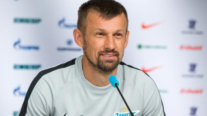 """Сергей Семак: """"Мы справедливо победили"""""""