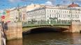 Движение по Зеленому и Верхнему Лебяжьему мостам огранич...