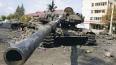 За время гражданской войны Украина потеряла 3000 танков ...
