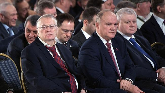 Жириновский предложил ужесточить требования к кандидату в президенты