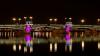 Благовещенский мост  в ночь на 13 мая будет разведен ...