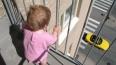 Четырехлетняя девочка упала с балкона в Калининграде