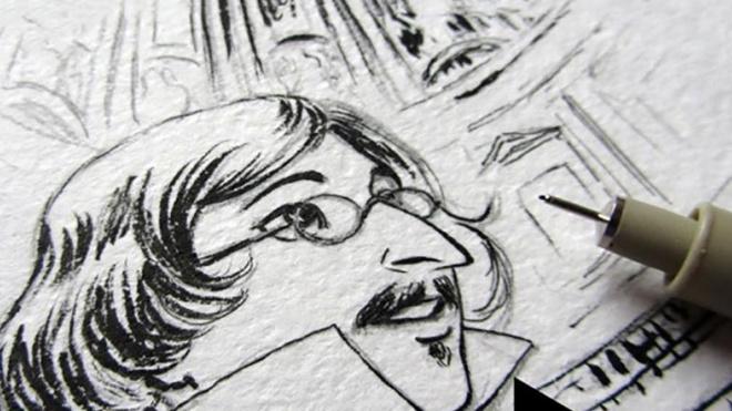 Петербургские художники выпустят комикс о Гоголе