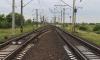 На станции Большая Ижора электричка встала из-за обрыва контактной сети
