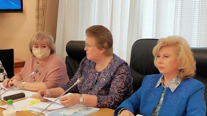 Москалькова попросила депутатов вернуться к обсуждению законопроекта о домашнем насилии