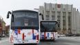 Кировск и Петербург свяжут экологичные автобусы