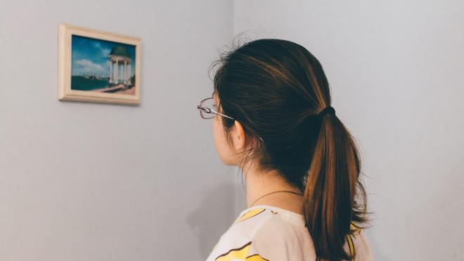 В Выборге откроется выставка картин Галины Вишнивецкой