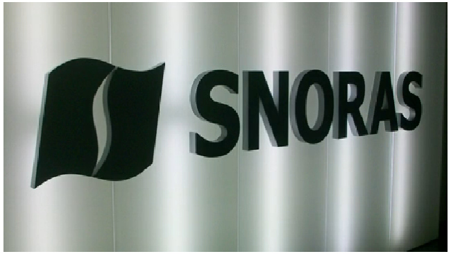 "Fitch снизил рейтинг банка Snoras до ""дефолтного"""