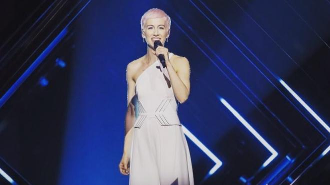 Британка рассказала о травмах, полученных во время выступления на Евровидении