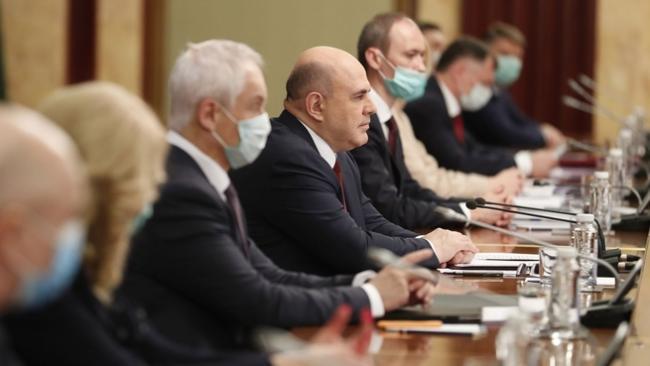Мишустин: правительство продолжит работу по выравниванию жизни в регионах РФ