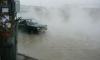 Прорыв теплотрассы во Фрунзенском районе