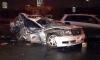 Ночью в Московском районе разбился очередной стритрейсер