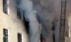 Из пожара в общежитии на Косыгина эвакуированы 30 человек